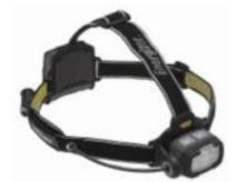 Energizer hard case professional headlight