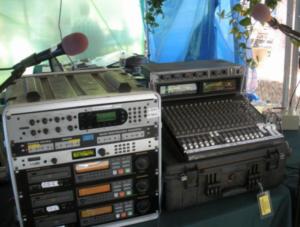 KVMR with ISDN and IP Codecs