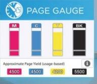 Page Gauge