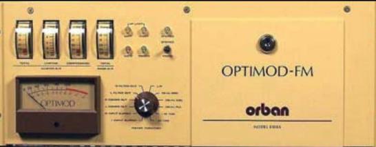 The Optimod 8100A