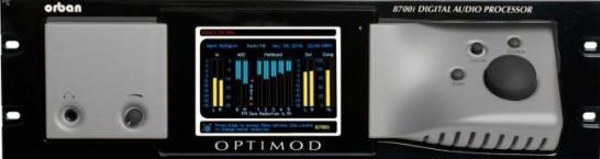 The Optimod 8700i