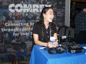 Comrey Booth