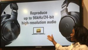 High Resolution Audio Program