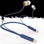 Sweat Proof Bamboo Headphones